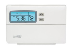 termostat do ogrzewania nadmuchowego luxrpo