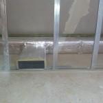 Dwustrefowa instalacja ogrzewania nadmuchowego i klimatyzacji 13