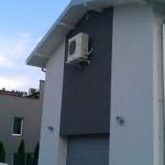 Instalacja klimatyzacji w firmie Megatel 06