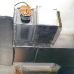 Instalacja klimatyzacji w firmie Megatel 09
