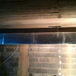 Instalacja ogrzewania nadmuchowego i klimatyzacji w domu weselnym 01
