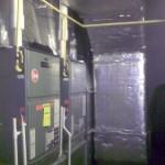 Instalacja ogrzewania nadmuchowego i klimatyzacji w domu weselnym 02
