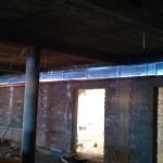 Instalacja ogrzewania nadmuchowego i klimatyzacji w domu weselnym 04