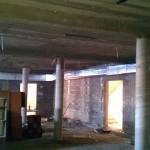 Instalacja ogrzewania nadmuchowego i klimatyzacji w domu weselnym 08