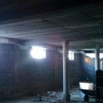 Instalacja ogrzewania nadmuchowego i klimatyzacji w domu weselnym 09