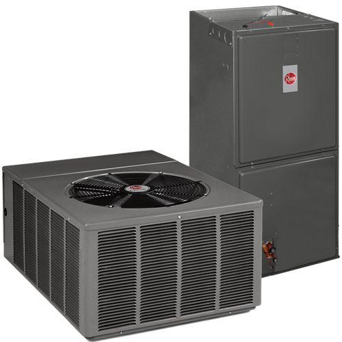 Rheem agregat chłodniczy pompa ciepła i dmuchawa klimatyzacyjna