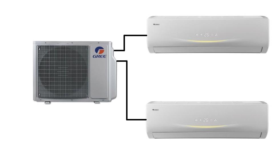 klimatyzator-multisplit-gree-GWHD(14)NK3DO-GWH(07)RA-K3DNA3E-Ix2